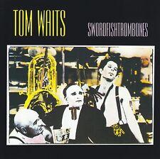TOM WAITS - SWORDFISHTROMBONES CD ~ SWORDFISH TROMBONES SWORD FISH *NEW*