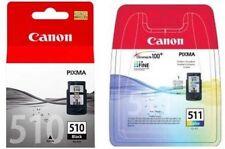Cartuchos de tinta negro para impresora Canon unidades incluidas 2