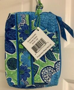 Vera Bradley NWT Doodle Daisy RETIRED - Weekender Bag OR Small Cosmetic Case