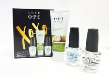OPI XOXO ProSpa PRO SPA Cuticle Cream 1.7oz /Chipskip .5oz/Start to Finish .5oz