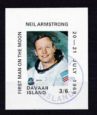 Block Davaar Island Block Neil Armstrong First man on the Moon used gestem (403)