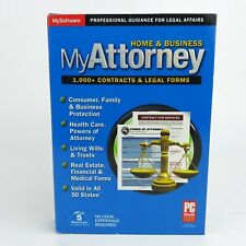 Avanquest MyAttorney Home & Business PC Software