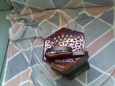 More details for       Ànglo            concertina lachenal 20 button g .c