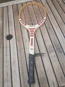 Ascot junior vintage wooden tennis racket