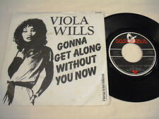 VIOLA WILLS  Gonna Get Along Without You Now  1 SP