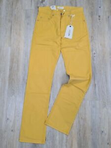 "MAC Jeans  ARNE    Sommerbaumwolle   gelb    ""NEU""  Gr. W35 / L34"