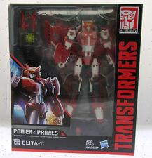 Transformers ~ ELITA - 1 ~ Power of the Primes ~ Voyager Class ~ Autobot ~Hasbro