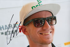Nico Hulkenberg Hand Signed 12x8 Photo 2015 Sahara Force India F1 2.
