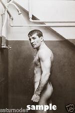 "Rocky Graziano boxer nude art  8""x10"" RARE Photo PRINT BUY 2, GET 1 FREE"