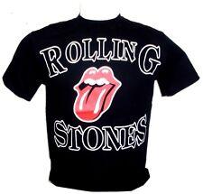 + ROLLING STONES MAGLIA ROCK T- SHIRT heavy metal  MC CD TORRENT TGXL