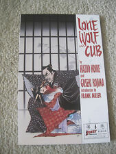 Lone Wolf & Cub, No. 6 (1987)  Frank Miller First GN NM