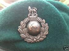 Royal Marines BRONZO spilletta per cappelli