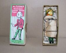 Mr. Turnip Marionette Puppet by Luntoy