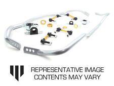 WHITELINE BSK005 F&R Sway Bar Vehicle Kit SUBARU IMPREZA WRX GD SEDAN MY01-02