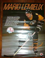 1986 Shoppers Drug Mart Mario Lemieux FairPlay Poster