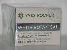 WHITE BOTANICAL MOISTURIZING LIGHTENING CREAM DAY/NIGHT(TRANSL COMPLEX)50ml NEW!