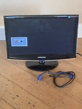 Samsung 933SN 18.5-inch Widescreen LCD Monitor With Rich Piano Black