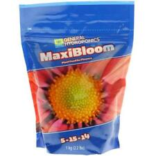 Ghe General Hydroponics Maxibloom 1kg Maxi Bloom Fertilizzante Fioritura