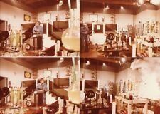 JACK LORD ON SET OF HAWAII FIVE-O RARE ORIGINAL 1980 CBS COLOR CANDID PHOTOS