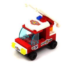 Blocktech Ladrillos Kids Set De Juguetes De Marca Compatible Fuego Motor 38 Piezas