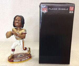 Robert Griffin RGIII Washington Redskins GOLD FOCO Wasington Redskins Bobblehead
