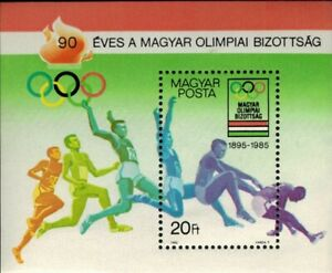 SPECIAL LOT Hungary - SC# 2901 - Olympic Committee - Lot of 25 S/S - MNH