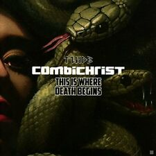 Combichrist - This Is Where Death Begins [CD]