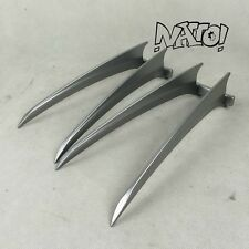 Wolverine 3 Logan X-23 Laura Kinney Claws Cosplay PLASTIC Props Gift New