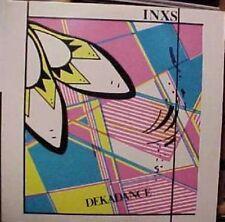 Inxs Dekadance Ep extended versions 1983