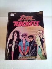 Love And Rockets Book One First Print Los Bros Hernandez Fantagraphics