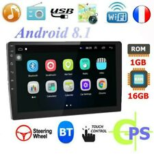 2Din Android 8.1 Car Stereo Radio HD 10.1