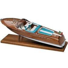 Amati Riva Aquarama-Italian Runabout (A1608) 1:10 Scale Model Boat kit