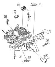 Genuine MOPAR Throttle Position Sensor Kit 5017479AA