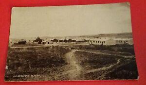VINTAGE POSTCARD - KILWORTH CAMP - Early 1900's.