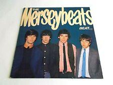 The Merseybeats Beat & Ballads LP 1982 Edsel Insert Vinyl Record