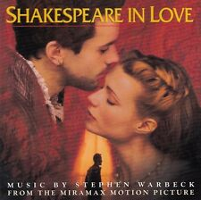 SHAKESPEARE IN LOVE (BOF) - WARBECK STEPHEN (CD)