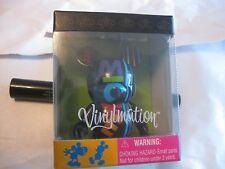 Disney 3 Inch Vinylmation + Vinylmation Jr Oh Mickey Black Figurine         vy22