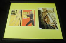 Daryl Hannah Signed Framed 16x20 Photo Set Jsa Kill Bill