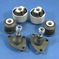 2 Reparatursätze Querlenker VA unten Gummilager+Traggelenk Fiat Ducato 250 / 290