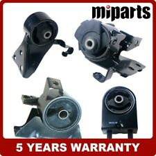 4PCS Transmission & Engine Motor Mounts Set fit for Mazda Protege 1.6L 2.0L