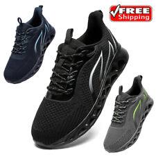 Men's Breathable Graffiti Cushion Sports Shoes Running Tennis Athletics Casual