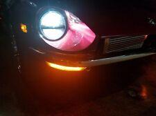 Datsun 240Z 260Z 280ZX 70-83 LED Headlight Bulb Conversion NEW Direct Fit H4 WOW