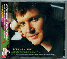 Simon Le Bon LE BON STORY CD w/OBI Strip (Band Aid Duran Nile Rodgers Chic) Mint