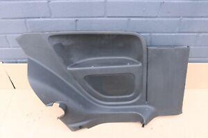 GENUINE 2012-16 VW UP SEAT MII PASSENGER LEFT REAR QUARTER INTERNAL PANEL PLASTI