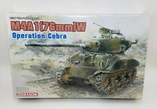 """DRAGON 6083 1/35 M4A1(76)W SHERMAN TANK  """"Operation Cobra"""""""