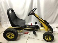 Original Kettler Kettcar Pedal Chain Race Car Go Kart Germany nice condition