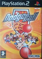 PS2 Dodgeball Inc Manual