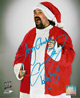 WWE MICK FOLEY HAND SIGNED AUTOGRAPHED 8X10 PHOTOFILE PHOTO WITH PROOF AND COA 1