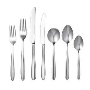 Davis & Waddell Astoria 6 Person Cutlery Set - 42 Pieces