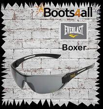 New Everlast Protective Eyewear Sunglasses Safety UV 400 Boxer
